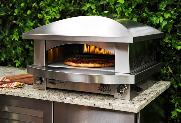 Outdoor pizza oven ibcnetowrking for Castorama cuisine exterieure