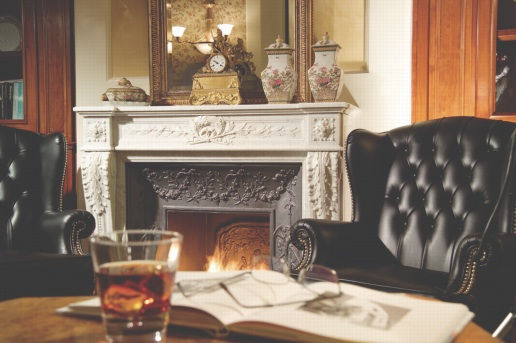 A sampling of the best boutique hotels in florence for Montebello fireplace