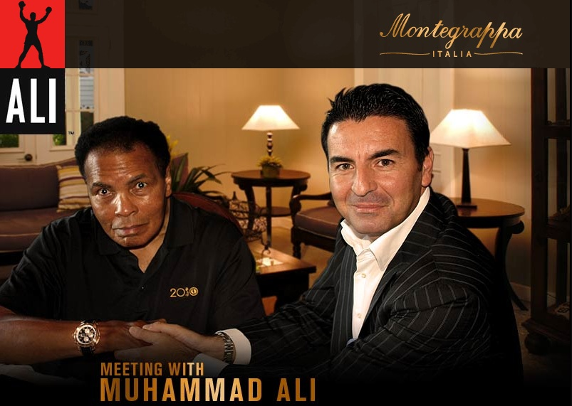 Montegrappa Honors Muhammad Ali in Icons Tribute Series Limited Edition Pens