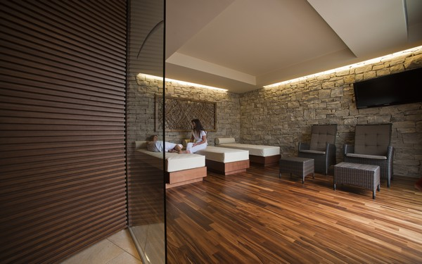Wellness design  Dhara Wellness Centre in Italy by Alberto Apostoli • Italia Living