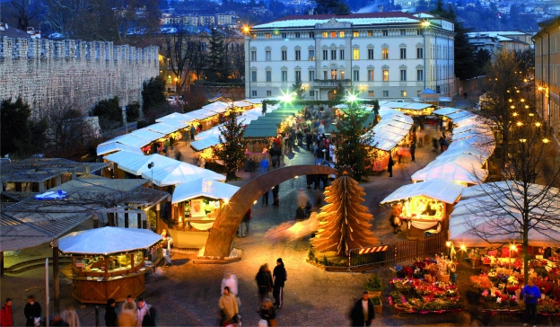 The Magical Ambiance of Italy's Christmas Markets