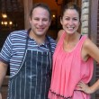 Ashley and Jason Bartner of La Tavola Marche