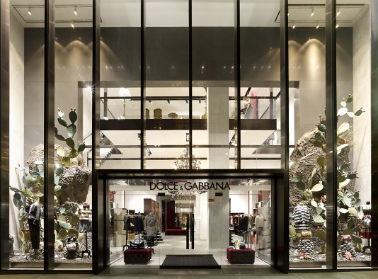 International Luxury Brands Turn Retail Expansion Focus On