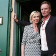 Sting and Trudie, Il Palagio door