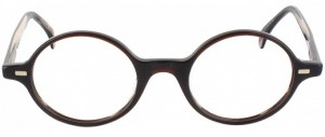 Armani round glasses Italia Living