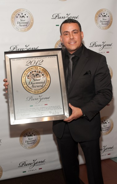 Frank Guerrera 2012 Diamond Award