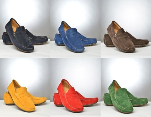 Gagliardi Loafer colors