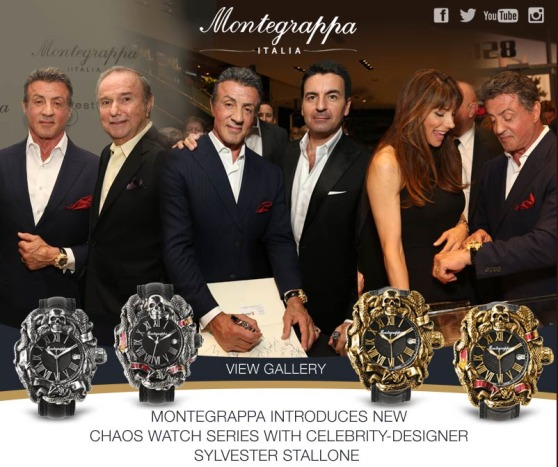 Montegrappa Chaos Watch intro