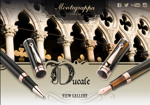 Montagrappa Ducale Collection