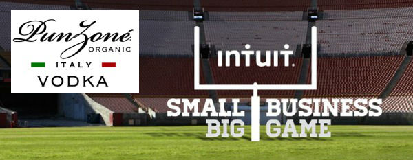 Punzone Intuit Small Business Big Game