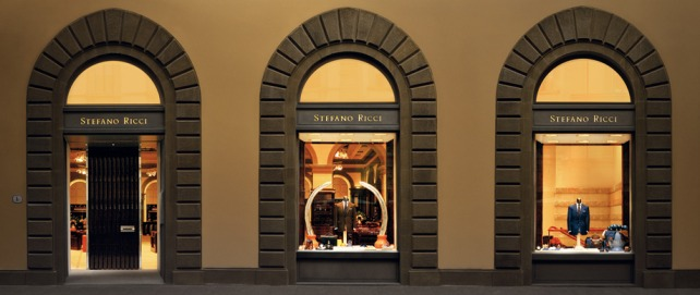 Stefano Ricci Florence Store