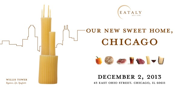 Chicago Eataly Opening