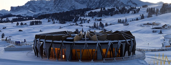 Alpina Dolomites Spa