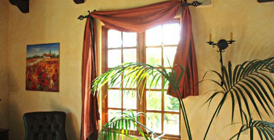 images curtain round treatment best faux room styles tuscan curtains house drusillalomas with trim and on pinterest window tassel jabot finished swags old wall coverings