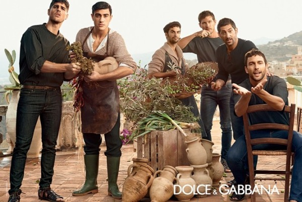 Sicily Dolce Gabbana Spring 2014 Campaign 2