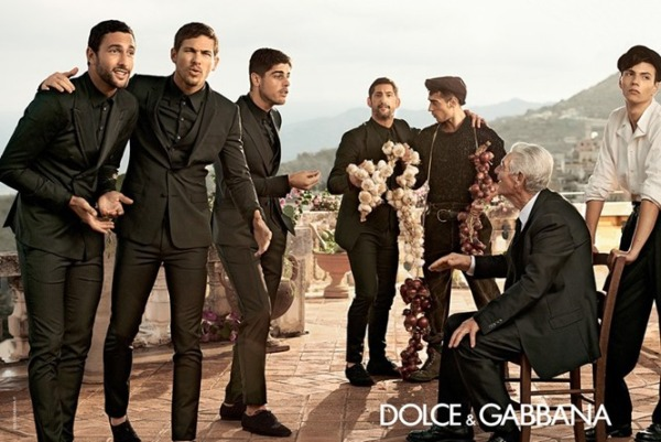 Sicily Dolce & Gabbana Spring 2014 Campaign