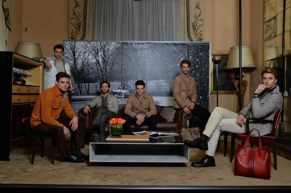 Tod's Men's Fall Winter 2014-15