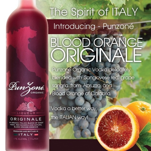 Punzone Blood Orange Originale