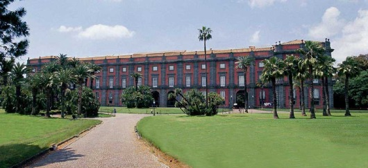 Capodimonte Museum and the Royal Palace