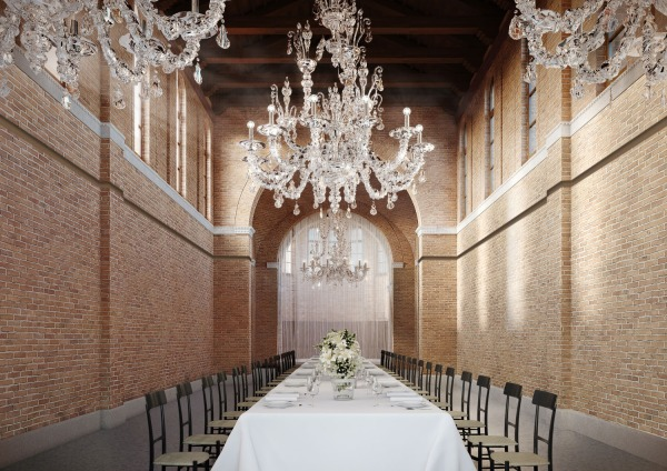 Marriott Venice dining