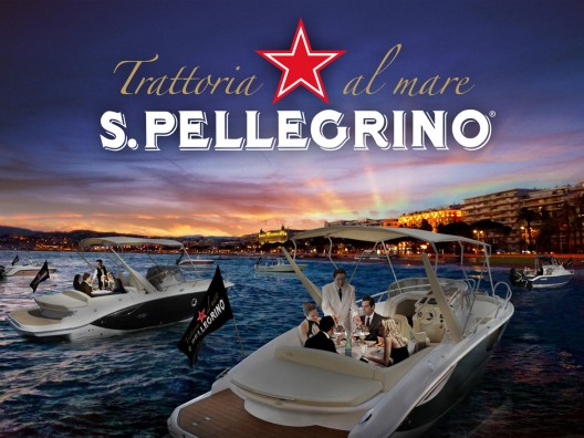 S.Pellegrino Pop-Up Restaurant In Cannes