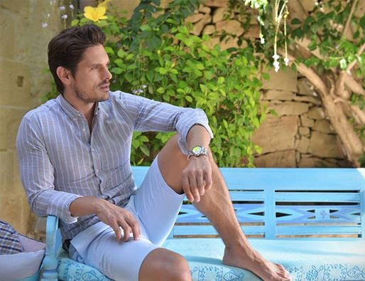 Mediterranean Style Menswear For Every Day Of The Week