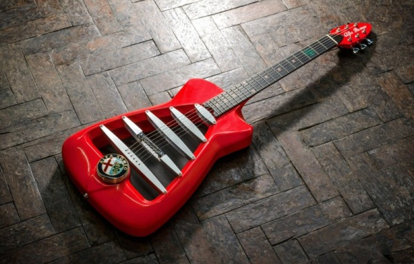 Alfa Romeo Electric Guitar