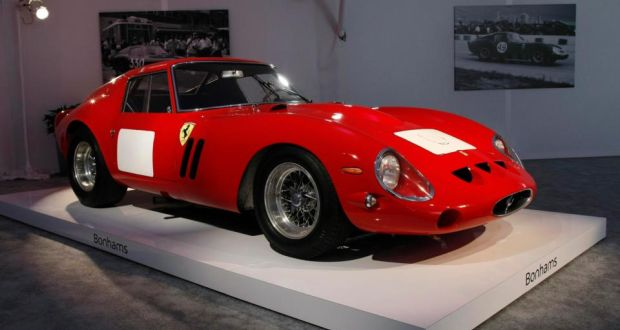 1962 ferrari 250 gto berlinetta sells for record 38 million italia living. Black Bedroom Furniture Sets. Home Design Ideas