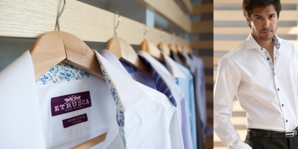 ETRUSCA Shirts banner