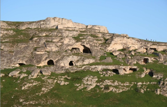 The National Park of Matera