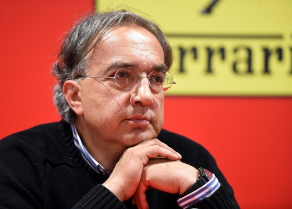 "New Ferrari CEO Marchionne Doesn't Want to ""Screw Up"" Ferrari DNA"