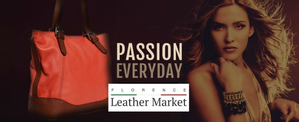 Florence Leather Market Passion for Luxury