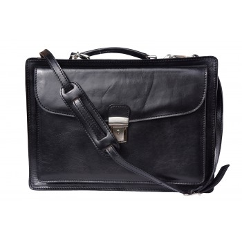 Florence Leather Market briefcase