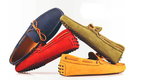 Tod's Builds Upon the Gommino in Spring/Summer 2015 Collection