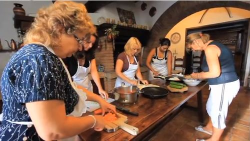 Cooking Class in Montepulciano