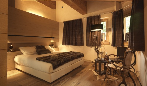 DV Chalet Hotel and Spa room