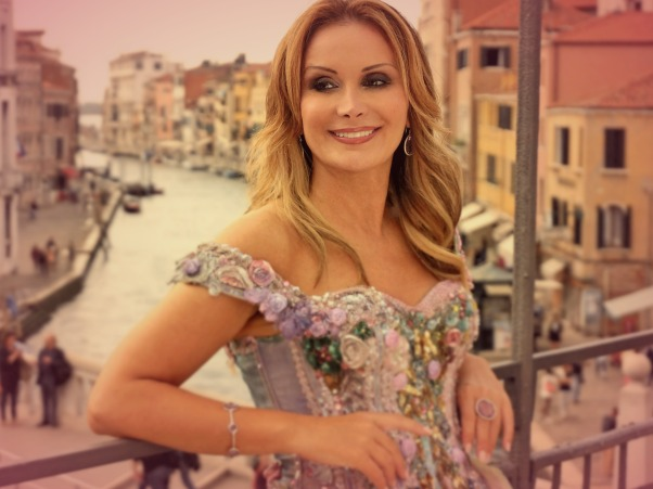Giada Valenti From Venice with Love