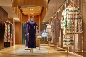 MISSONI Opens New Flagship Store in Paris