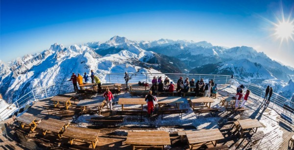 Park Rules >> Cortina d'Ampezzo - On Top of Gusto • Italia Living