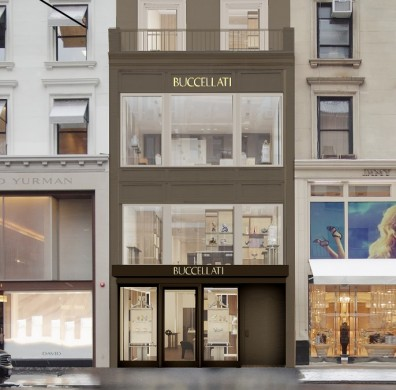 Buccellati flagship store Madison Avenue, New York