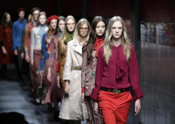 Gucci Milan Fashion Week 2015 fall winter