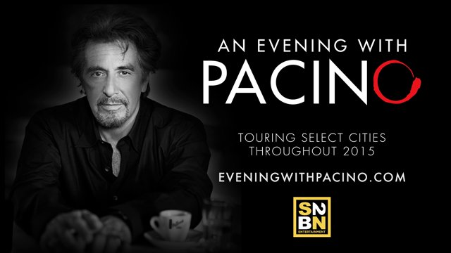 Evening with Pacino