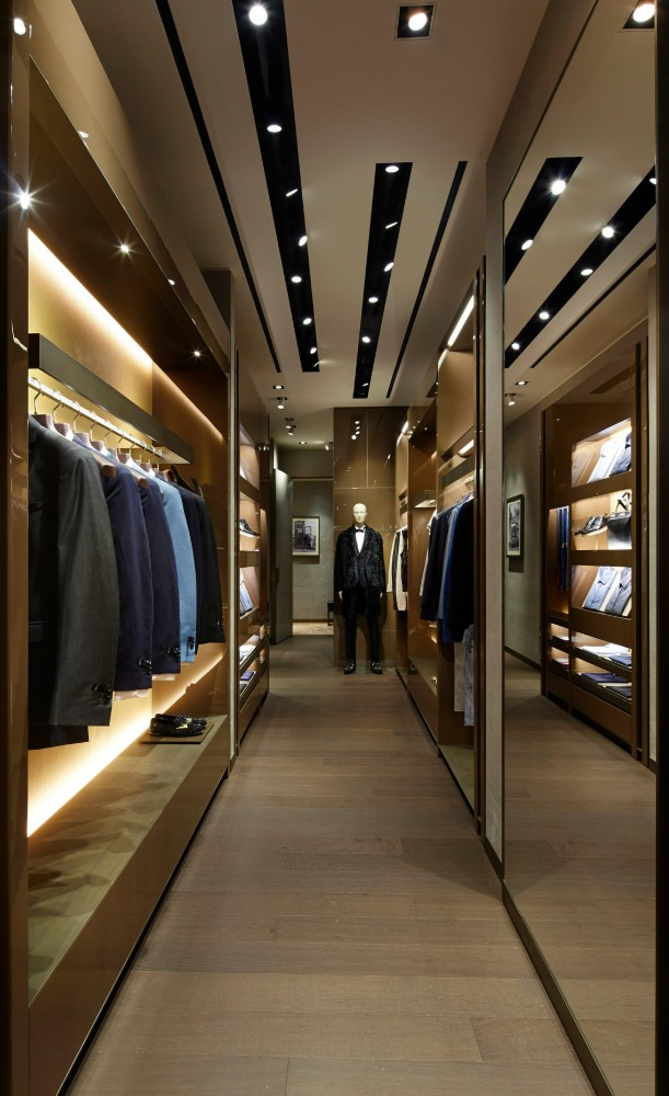 Fendi Mens boutique Paris