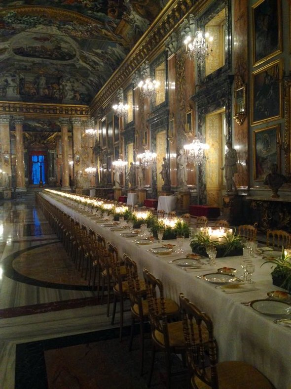Galleria Colonna event