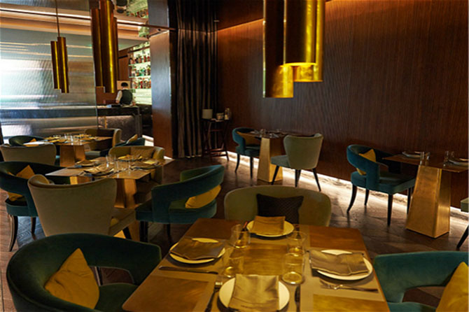 1921 Gucci Cafe Restaurant Opens Up in Shanghai