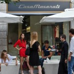 Grand Opening of 'Casa Maserati' in the Heart of Milan