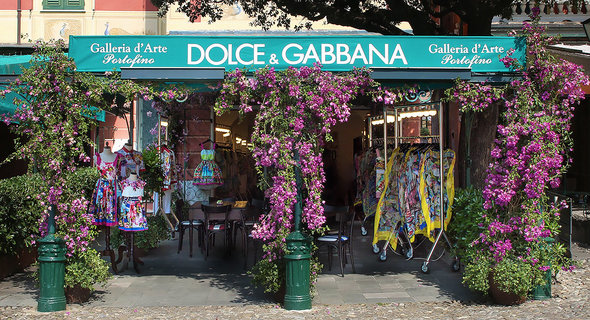 Dolce & Gabbana Portofino Pop Up