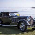 The Italian Stars of Concours d'Elegance 2015