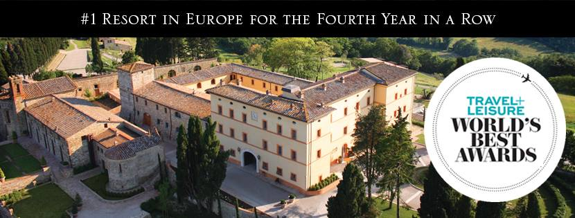 Castello di Casole 4th year in a row