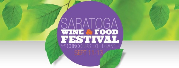 Saratoga Wine & Food Festival and Concours d'Elegance 2015